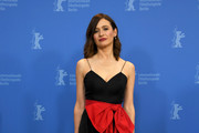 Emily Mortimer Princess Gown