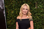 Emily Osment Tube Clutch