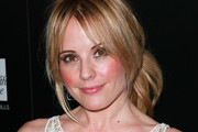 Emma Caulfield Ponytail
