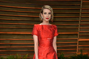 Emma Roberts Box Clutch