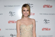 Look of the Day: Emma Roberts in Temperley London