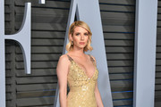 Emma Roberts Sequin Dress