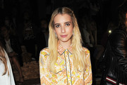 Emma Roberts Shirtdress