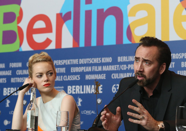 'The Croods' Press Conference - BMW At The 63rd Berlinale International Film Festival