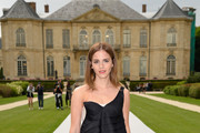 Emma Watson One Shoulder Dress