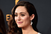Emmy Rossum Side Sweep
