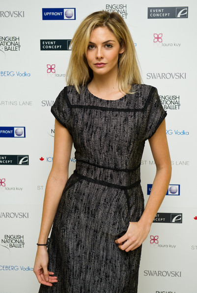 More Pics of Tamsin Egerton Cocktail Dress (2 of 5) - Tamsin Egerton Lookbook - StyleBistro