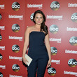 Katie Lowes Wore Sportmax at the 'Entertainment Weekly' & ABC-TV Upfronts Party
