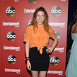 Eden Sher at the 'Entertainment Weekly' & ABC-TV Upfronts Party