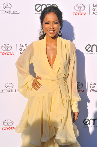 More Pics of Karrueche Tran Evening Sandals (1 of 9) - Heels Lookbook - StyleBistro