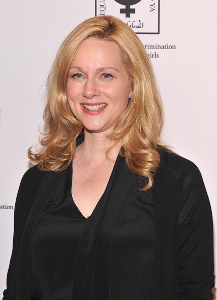 More Pics of Laura Linney Long Curls (1 of 7) - Long Curls Lookbook - StyleBistro