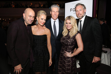 Eric Johnson Jessica Simpson YMA Fashion Scholarship Fund Geoffrey Beene National Scholarship Awards Gala