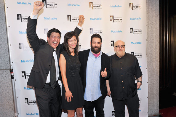 Arrivals at the 17th Annual Webby Awards