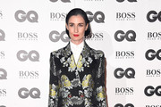 Erin O'Connor Printed Coat