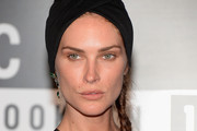 Erin Wasson Long Braided Hairstyle