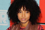 Esperanza Spalding Medium Curls