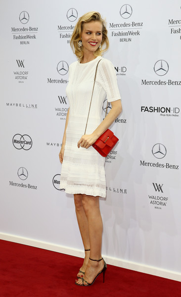 Eva Herzigova Cocktail Dress