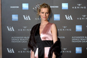 Eva Herzigova Evening Dress