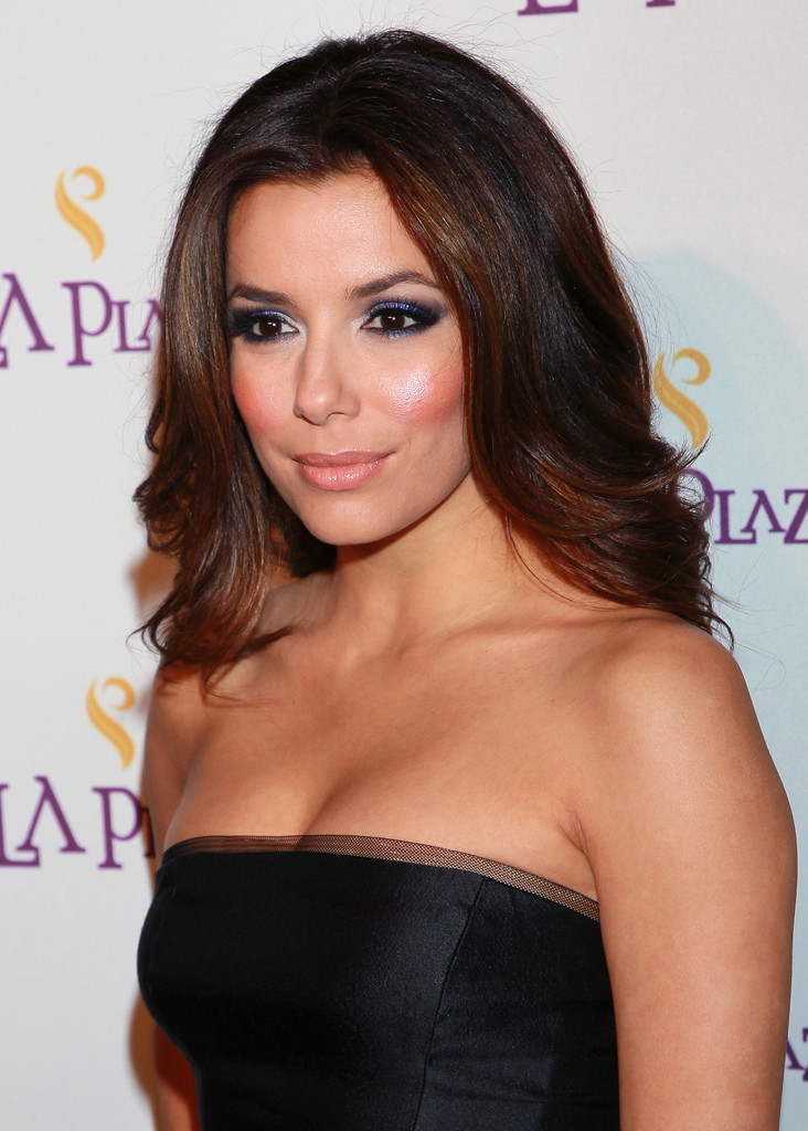 Eva Longoria Long Curls Eva Longoria Long Hairstyles