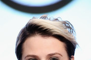 Evan Rachel Wood Messy Cut