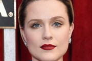 Evan Rachel Wood Short Side Part