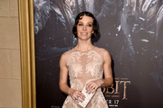 Evangeline Lilly Box Clutch