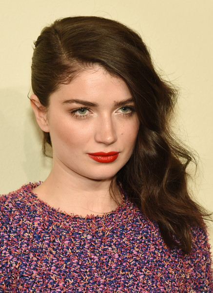 Eve Hewson Red Lipstick