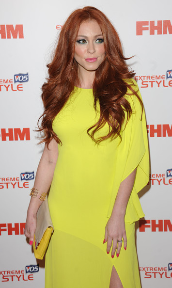 More Pics of Natasha Hamilton Evening Dress (1 of 4) - Natasha Hamilton Lookbook - StyleBistro