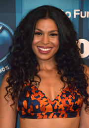 Jordin Sparks looked fab with her long, tight curls at the 'American Idol' finale.