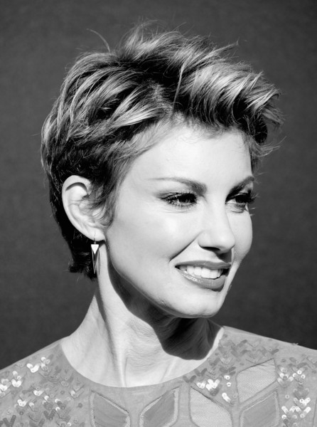 Faith Hill Layered Razor Cut