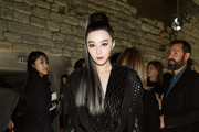 Fan Bingbing Silk Pants