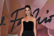Ana Beatriz Barros Strapless Dress