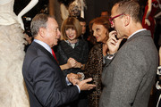 Diane Von Furstenberg Michael Bloomberg Photo