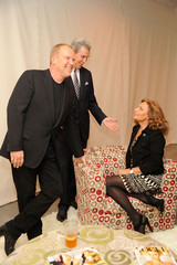 Diane Von Furstenberg Terry Lundgren Fashion's Night Out Kick-Off with Anna Wintour and Michael Kors