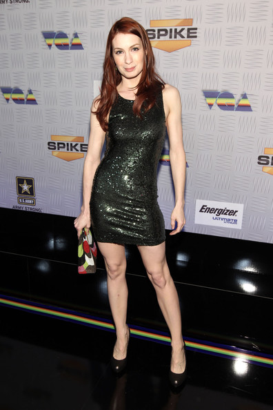 Felicia Day Cocktail Dress
