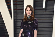 Felicity Jones Sequin Dress