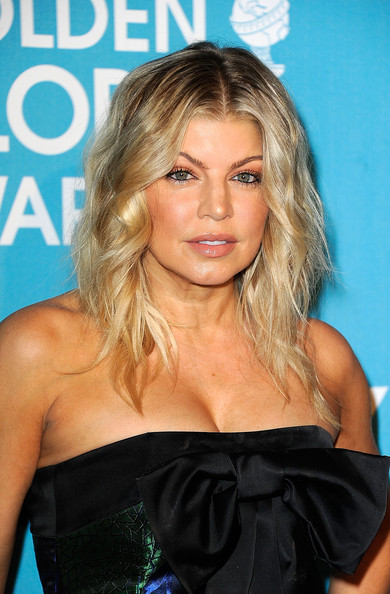 Fergie Layered Cut