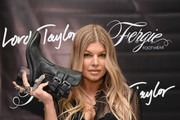 Fergie Makes a Personal Appearance for Fergie Footwear at Lord & Taylor