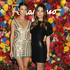 (L-R) Lauren Remington Platt and Model Lily Aldridge attend the Ferragamo Celebrates The Launch Of L'Icona Highlighting The 35th Anniversary Of Vara at The McKittrick Hotel, Home of Sleep No More on April 30, 2013 in New York City.