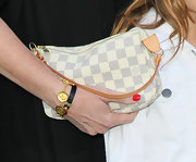 Molly Ringwald carried a Louis Vuitton tote to the premiere of 'Brave.'