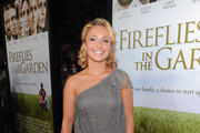 Actress Hayden Panettiere arrives at the