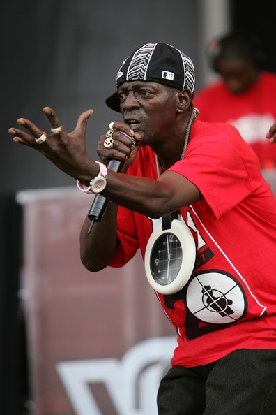 Flava Flav Novelty Strap Watch