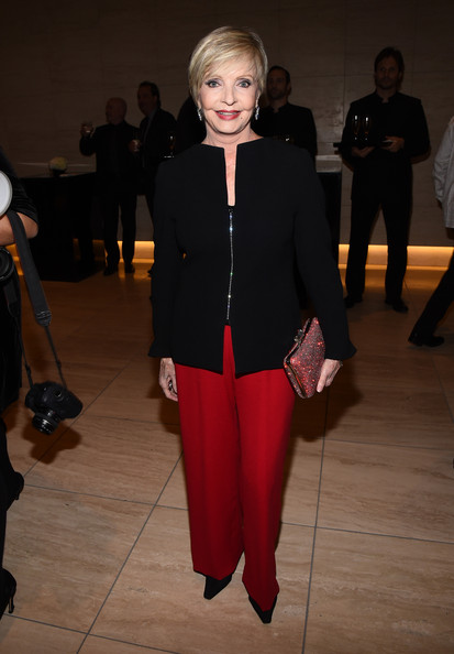 Florence Henderson Fitted Jacket []