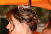 Model Alessandra Ambrosio (fashion detail) attends The Fourth-Annual Veuve Clicquot Polo Classic, Los Angeles at Will Rogers State Historic Park on October 5, 2013 in Pacific Palisades, California.