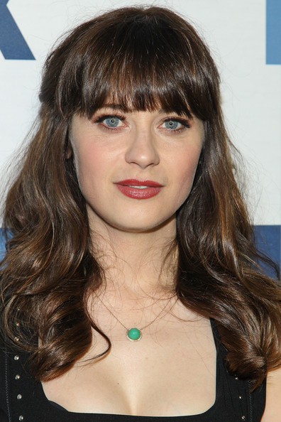More Pics of Zooey Deschanel Little Black Dress (1 of 12) - Zooey Deschanel Lookbook - StyleBistro