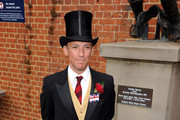 Frankie Dettori Top Hat
