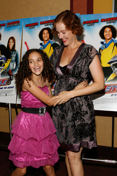 More Pics of Penelope Ann Miller Curled Out Bob (1 of 8) - Short Hairstyles Lookbook - StyleBistro [free style,event,yellow,youth,fashion,dress,premiere,fashion design,actors,madison pettis,penelope ann miller,premiere,new york city,chelsea clearview cinema,premiere]