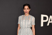 Freida Pinto Lace Dress