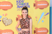 G. Hannelius Crop Top