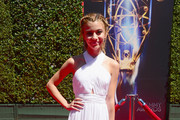 G. Hannelius Halter Dress